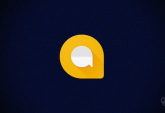 image contains google allo logo