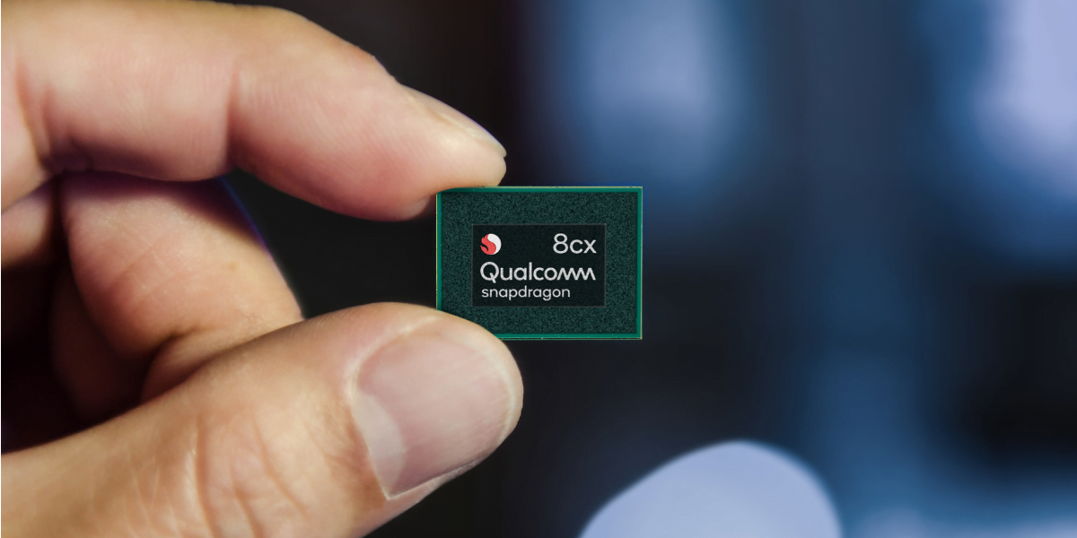 Image contains Qualcomm Snapdragon 7nm 8cx