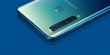 Samsung Galaxy A9 review: four cameras, zero charm