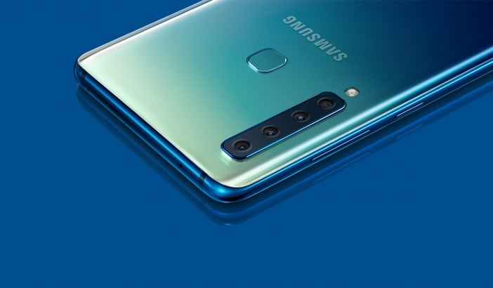 Galaxy A9 review