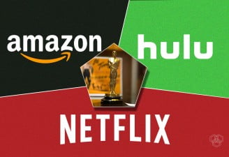 amazon, hulu, netflix nominated for oscars
