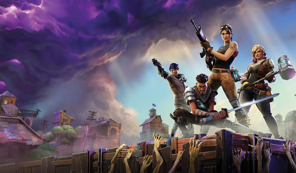 fortnite new game update