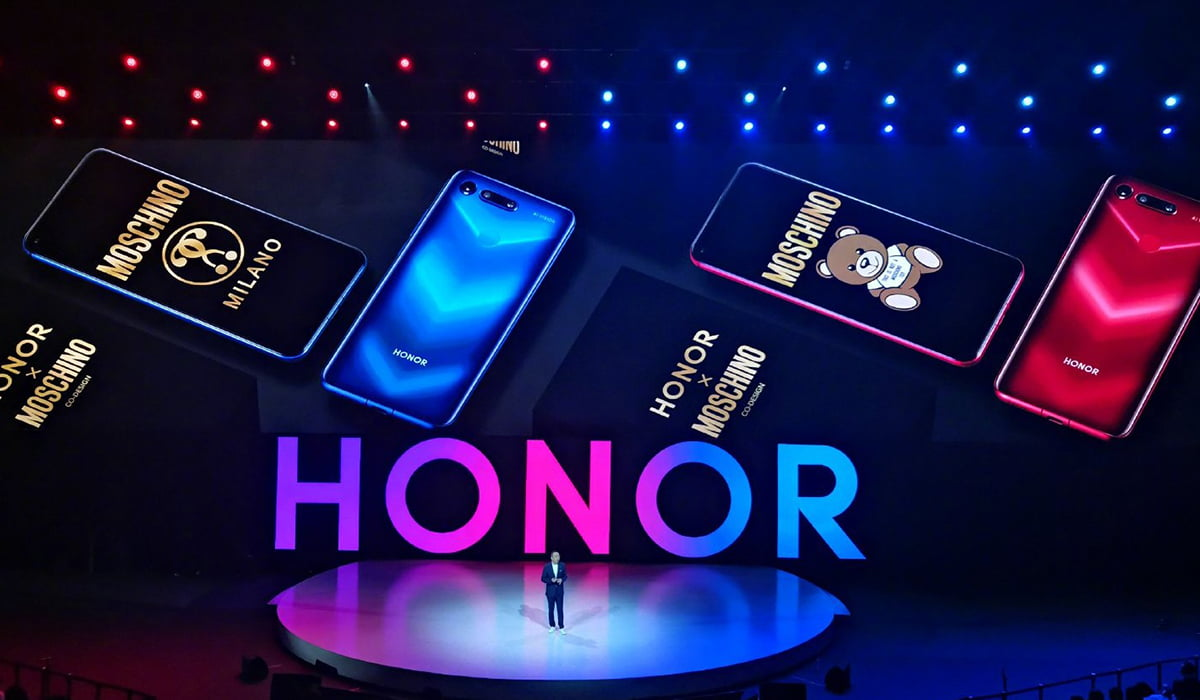 honor v20 china launch