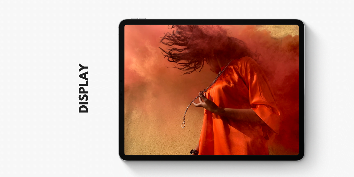 iPad Pro 2018 Display