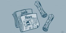 Junk News; Not all NEWS on the Internet is believable