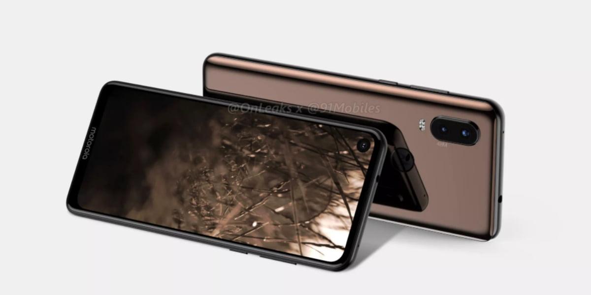 motorola p40 phone leaked image
