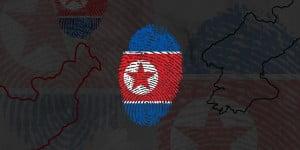 illustration contains north korea