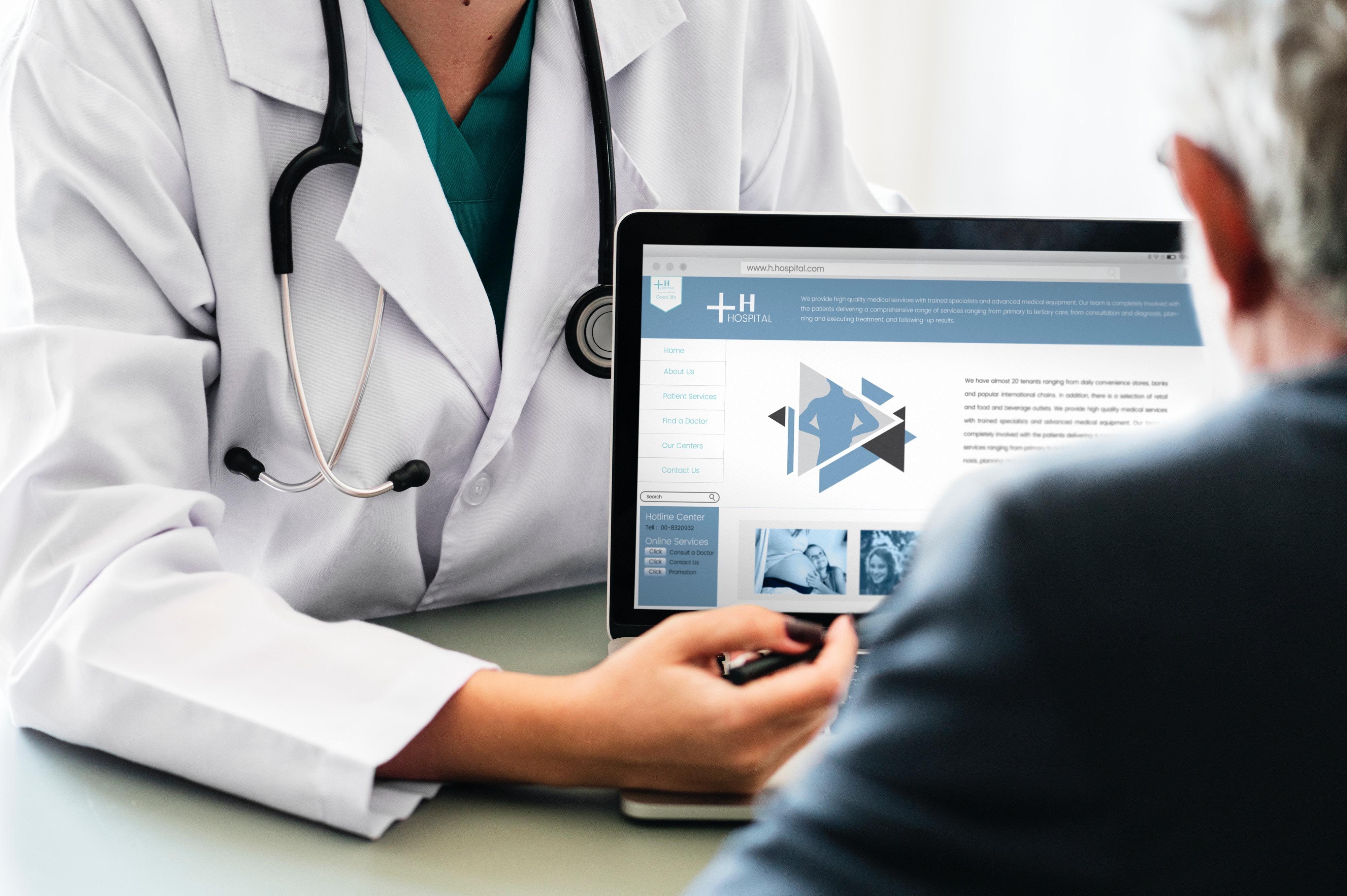 Virtual nurse, healthcare, telenursing