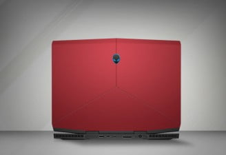 Alienware M15 Red Back