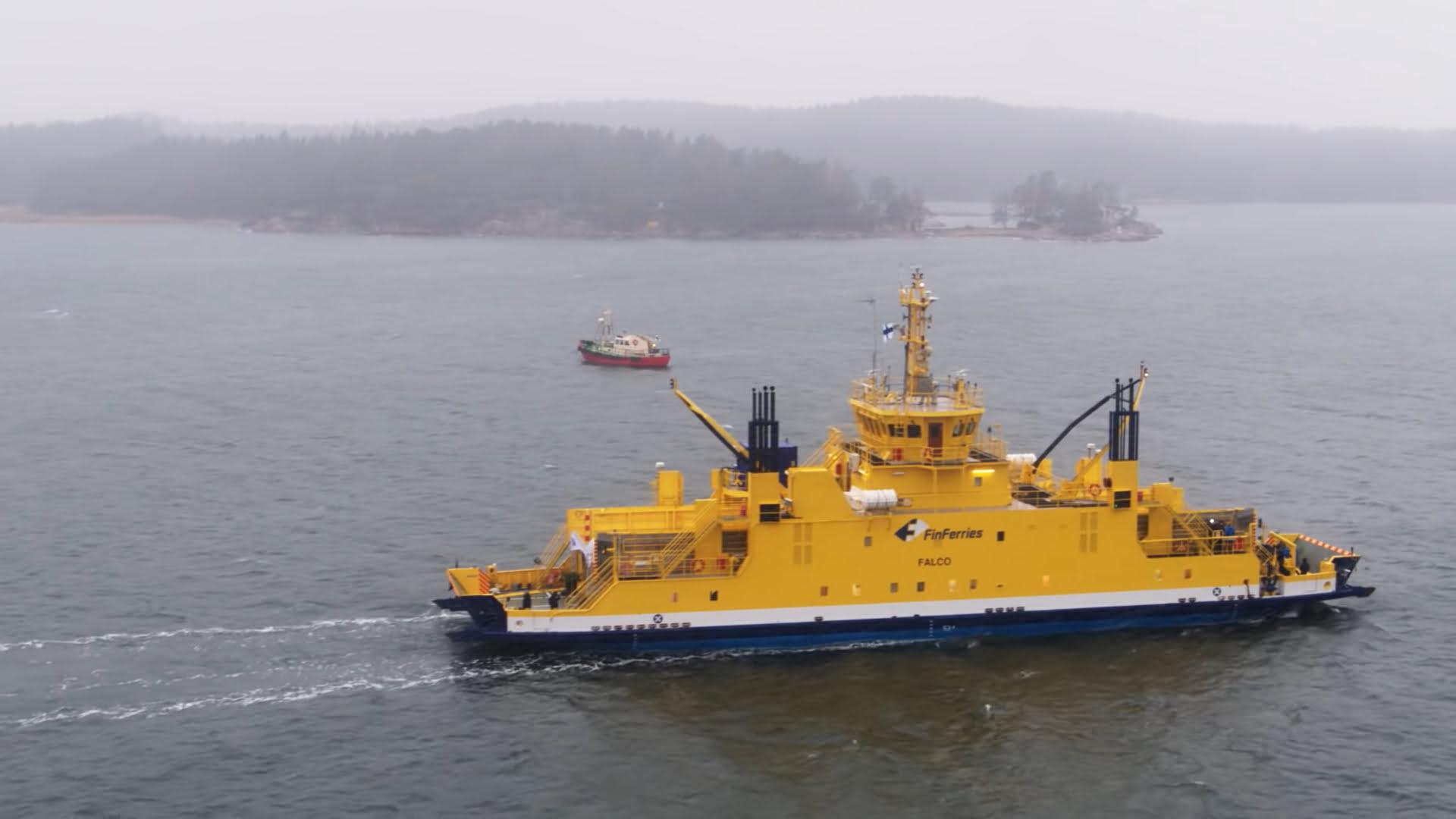 rolls royce autonomous ship