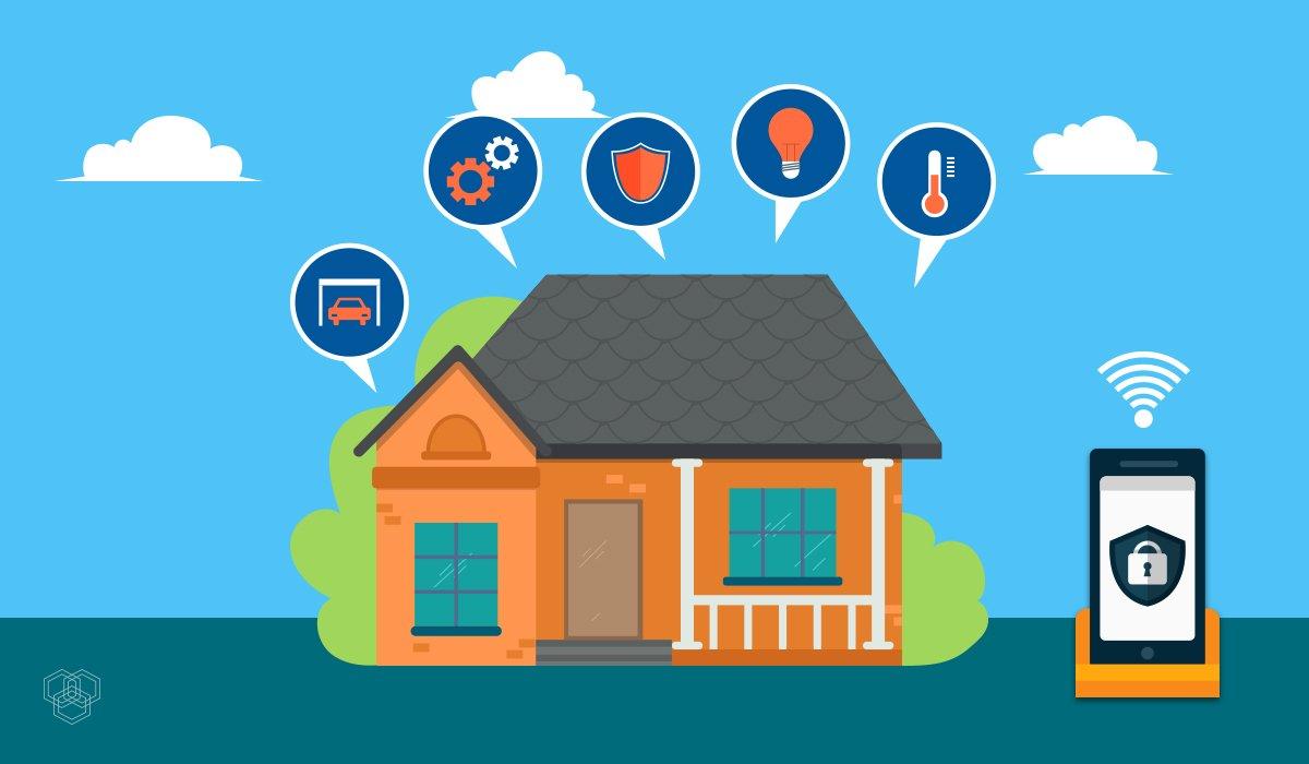 security-home-smartphones