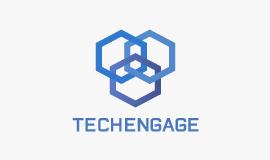TechEngage Logo