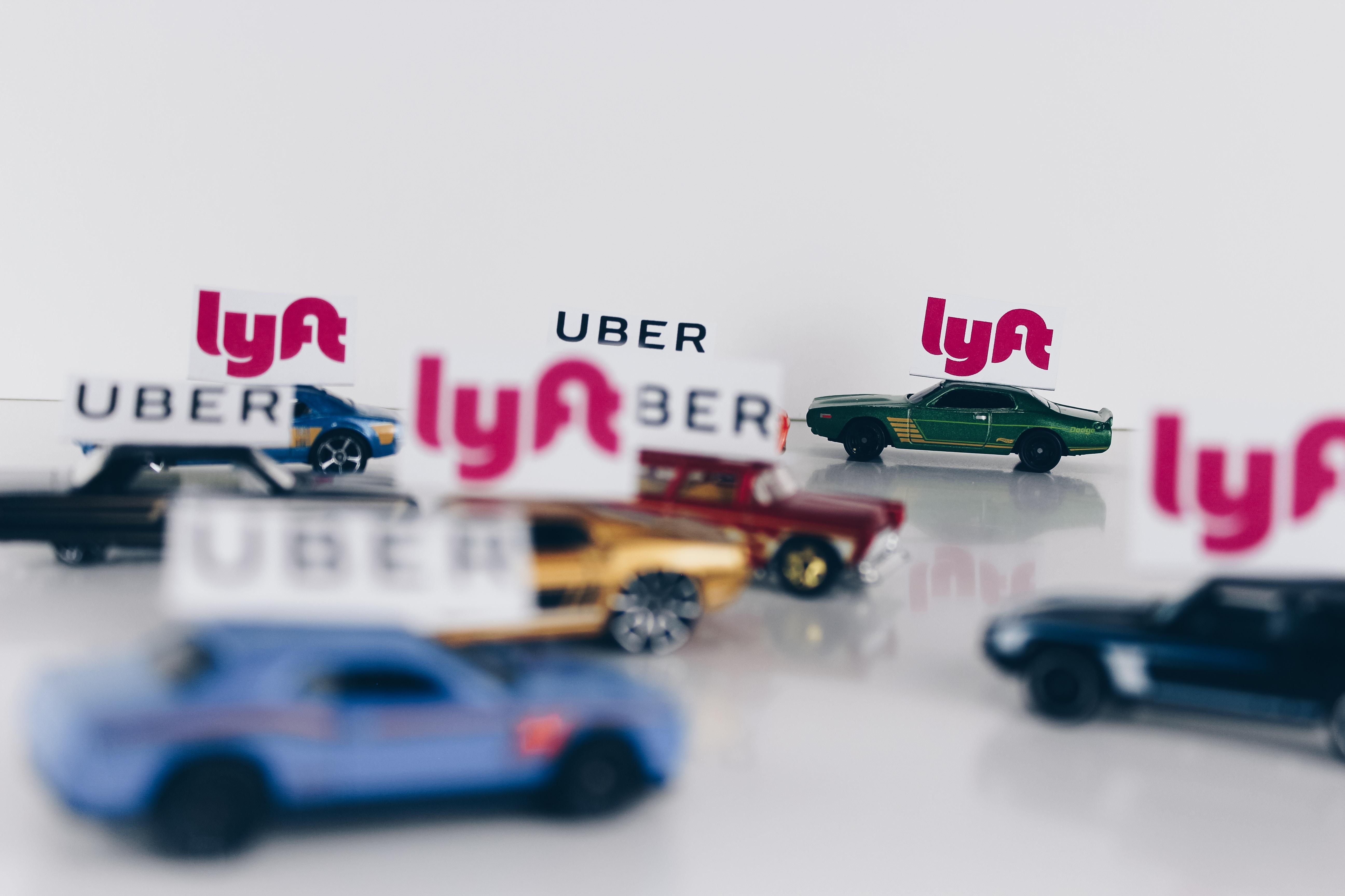 Uber and Lyft go public