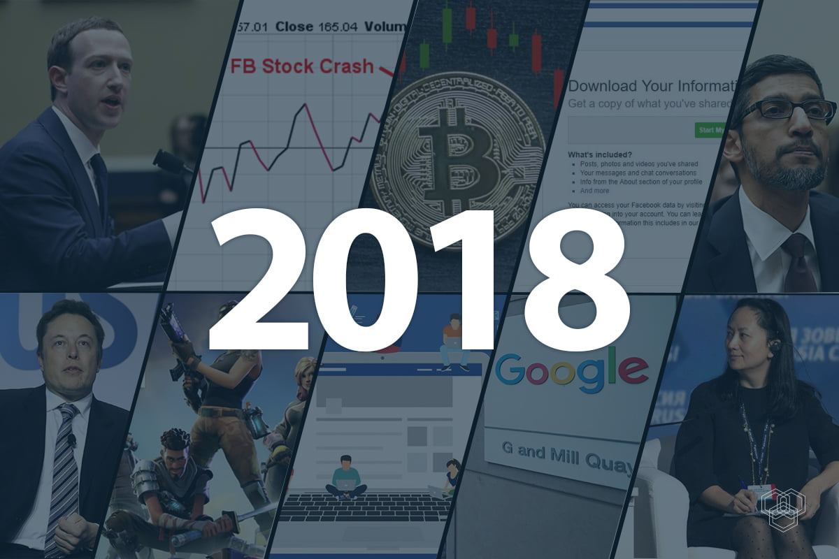 top 10 tech stories of 2018