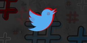 UK twitter accounts hacked, twitter logo illustration