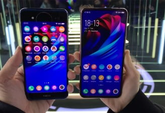 vivo nex s dual screen phone