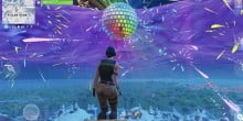 Fortnite's New Year's surprise leaves players confused