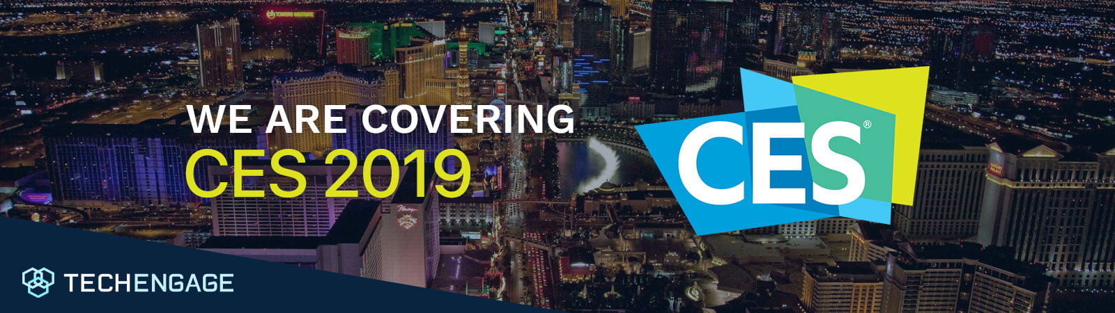 Consumer Electronics Show 2019 by TechEngage