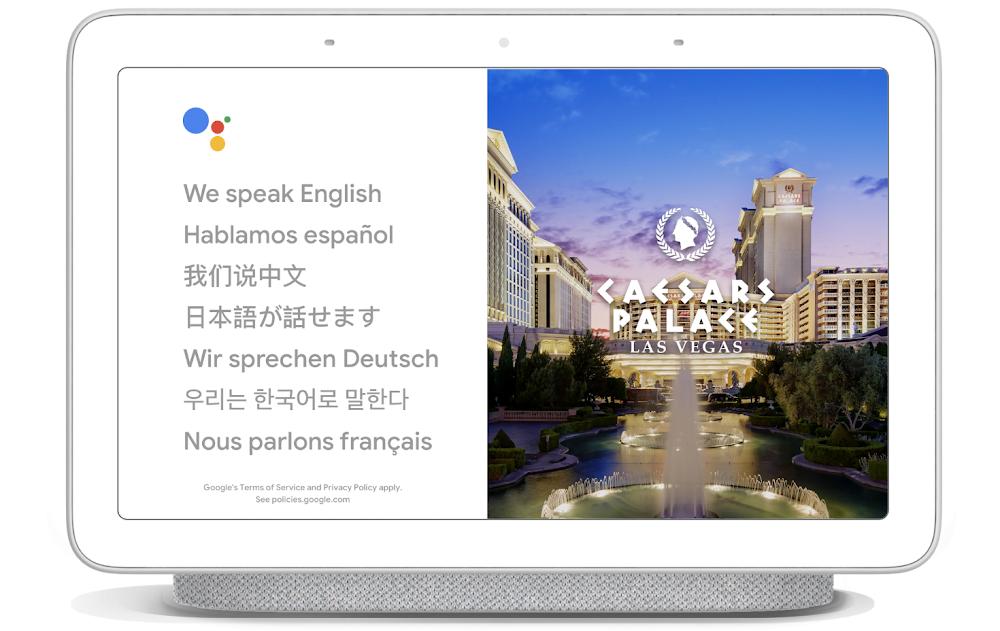 Google Interpreter
