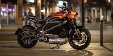 Harley Davidson's Electric Motorbike makes it to CES19