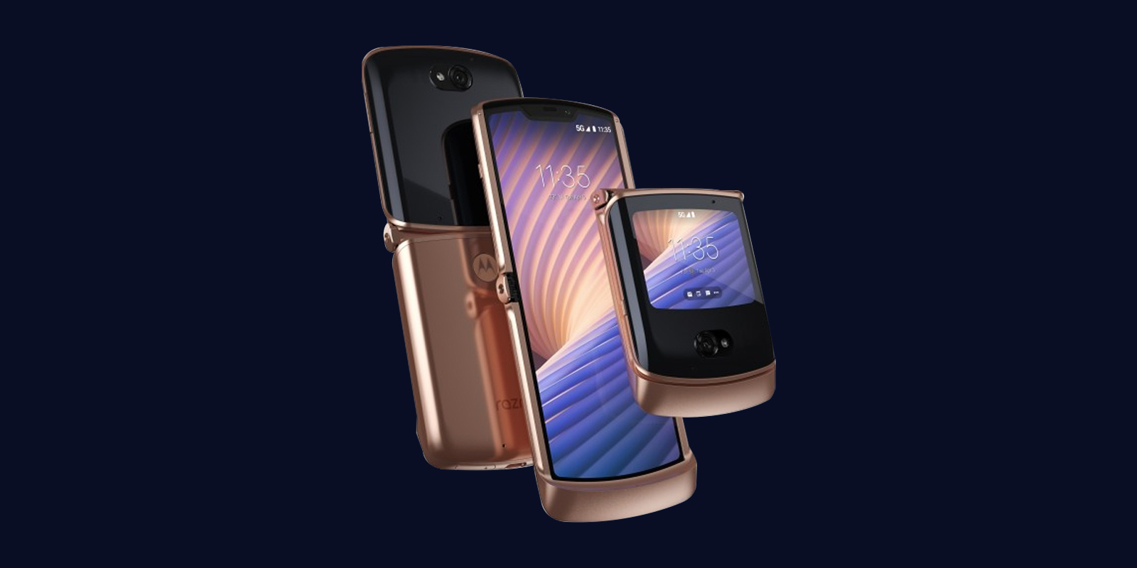 Motorola Razr 2 smartphone