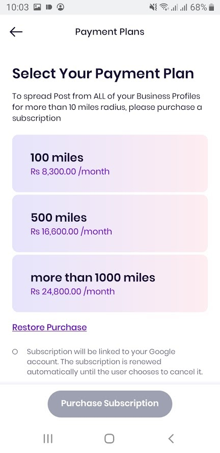 payment plans of bestyn app
