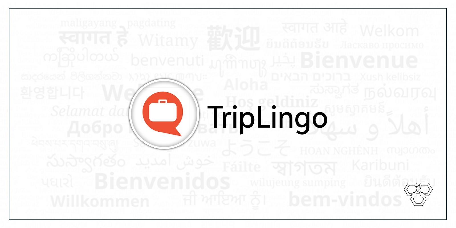 TripLingo app