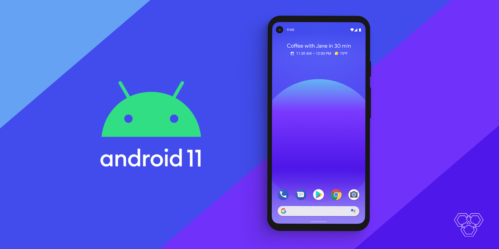 Android 11: Chat bubbles, new features, privacy enhancements, and more