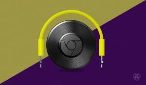 chromecast audio design