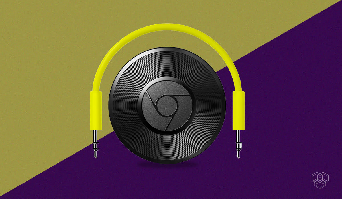 chromecast audio design