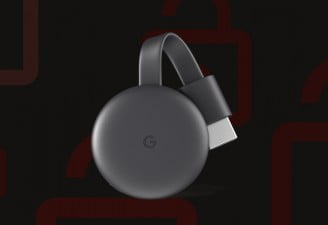 Design contains Chromecast 3rd gen