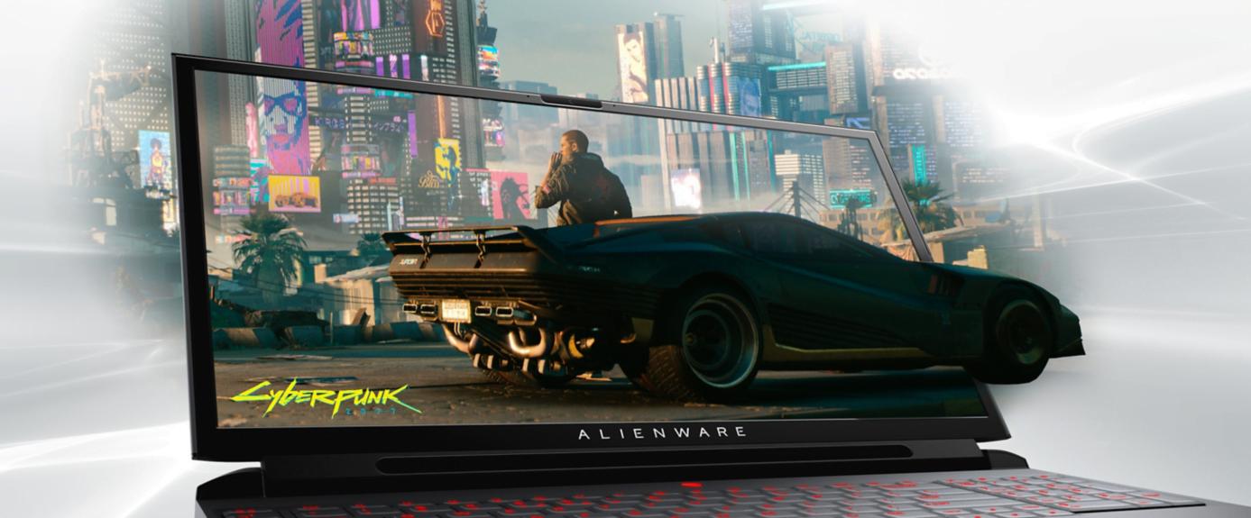 Alienware monitor