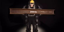 New exoskeletons will give factory workers super strength