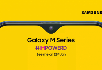 Samsung Galaxy M series cover