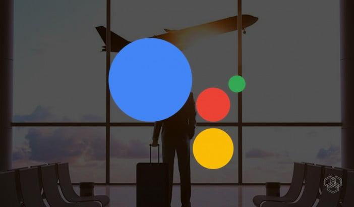 google assistant traveler