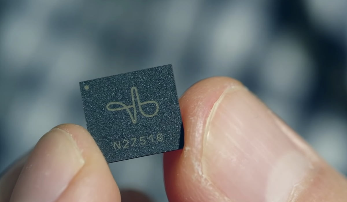 google project soli chip