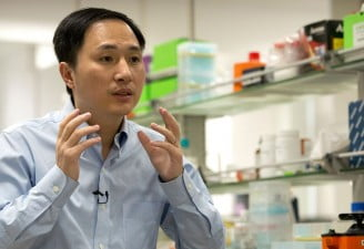 chineses gene editing scientist