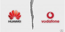 Vodafone halts purchase of Huawei equipment amid Western bans