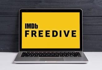 imdb freedive streaming service