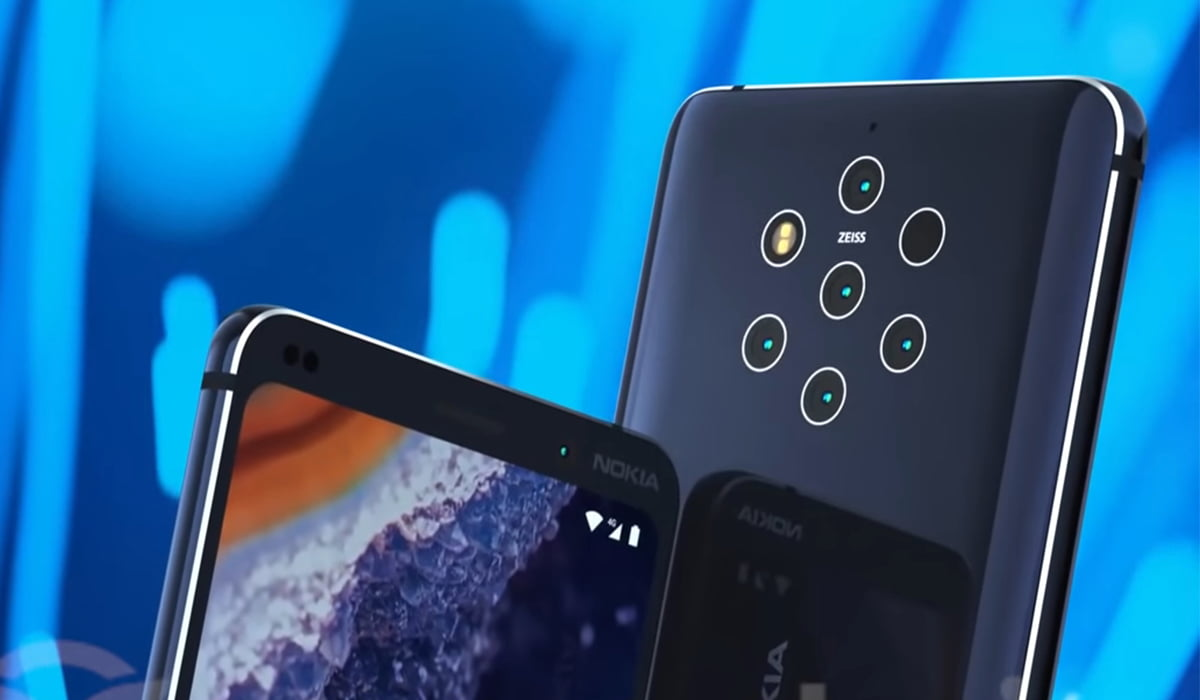 Nokia 9 Pureview leaked image