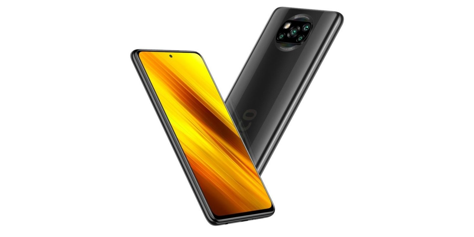 POCO X3 launched in India with a 120Hz display, 6,000mAh battery, and Snapdragon 732G