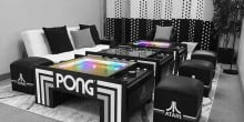 Digital Pong table is the talk of the town at CES 2019