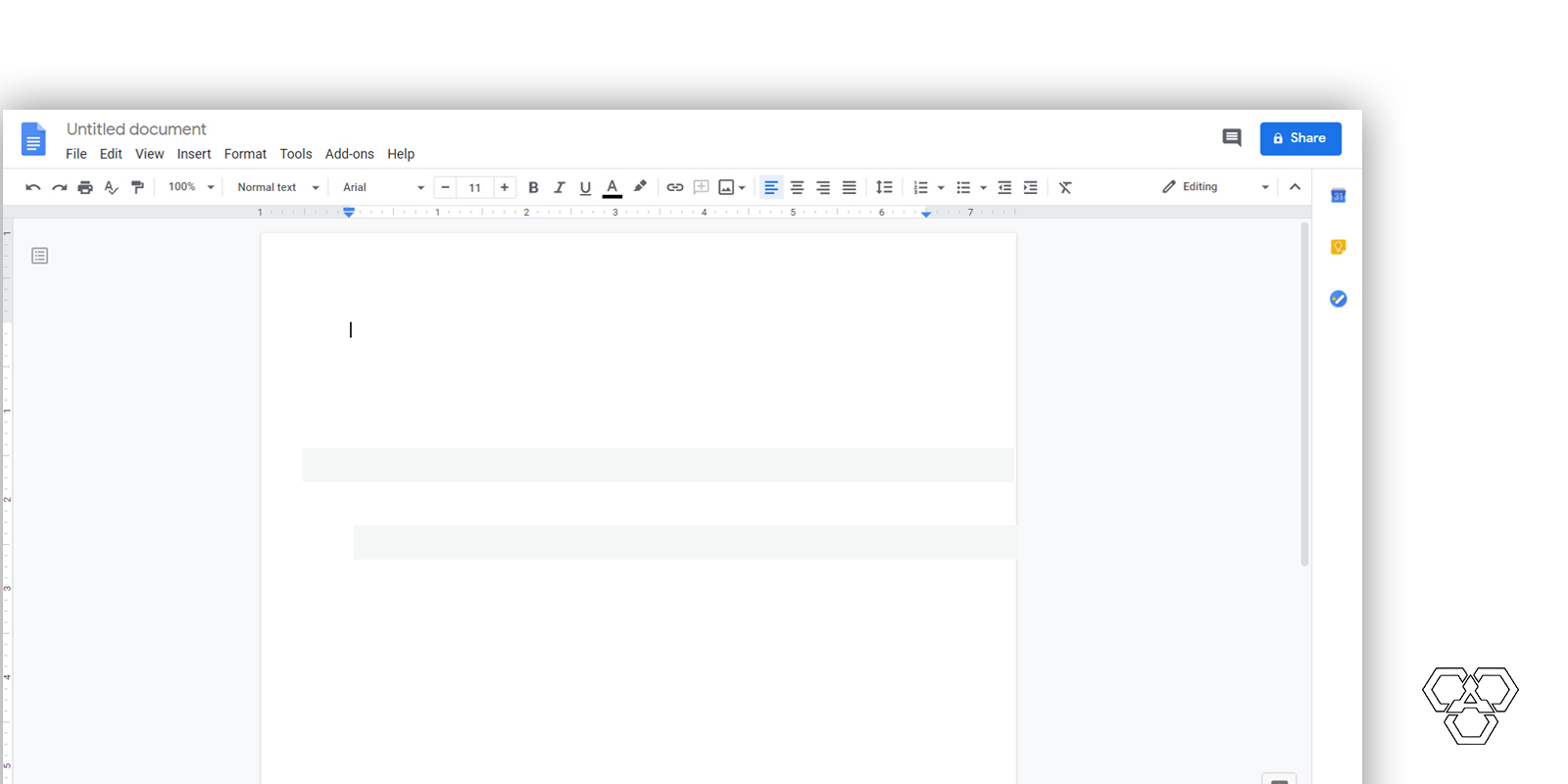 screenshot of a google docs tutorial