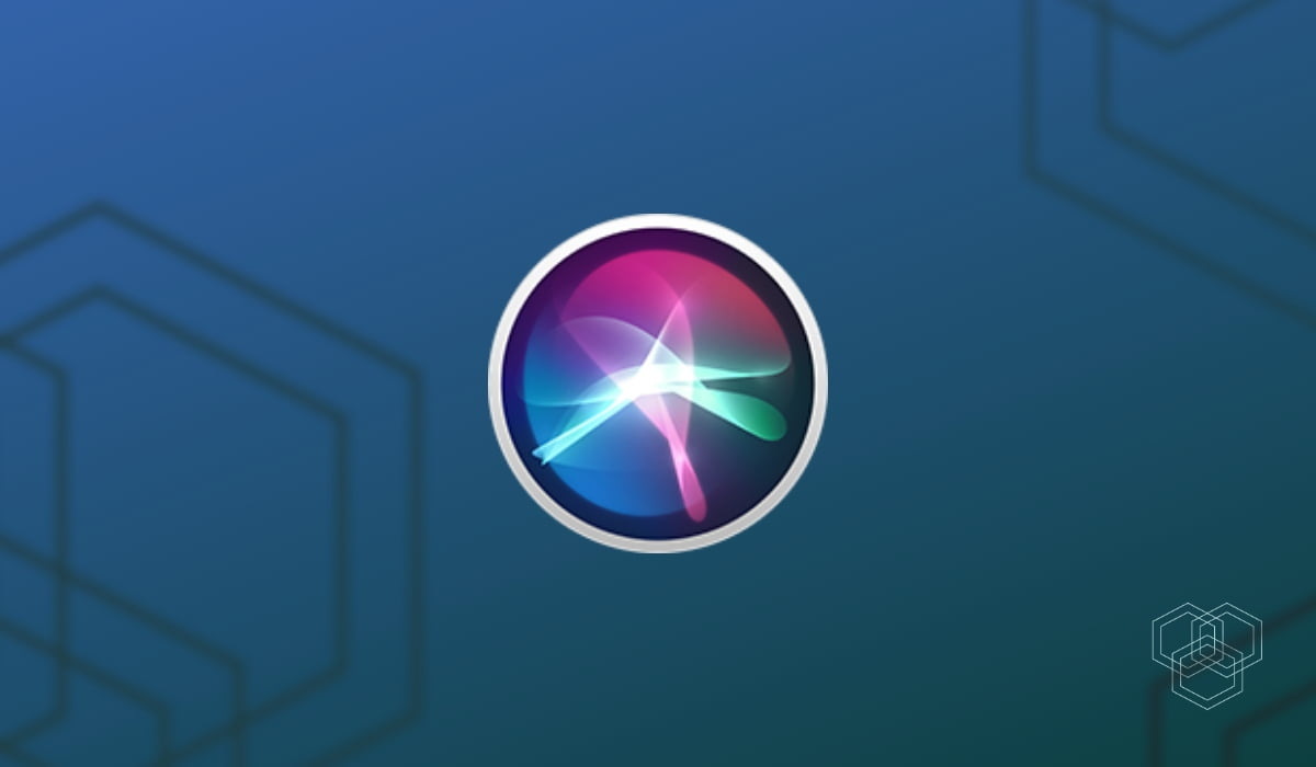 Siri app icon from Apple's macOS Sierra