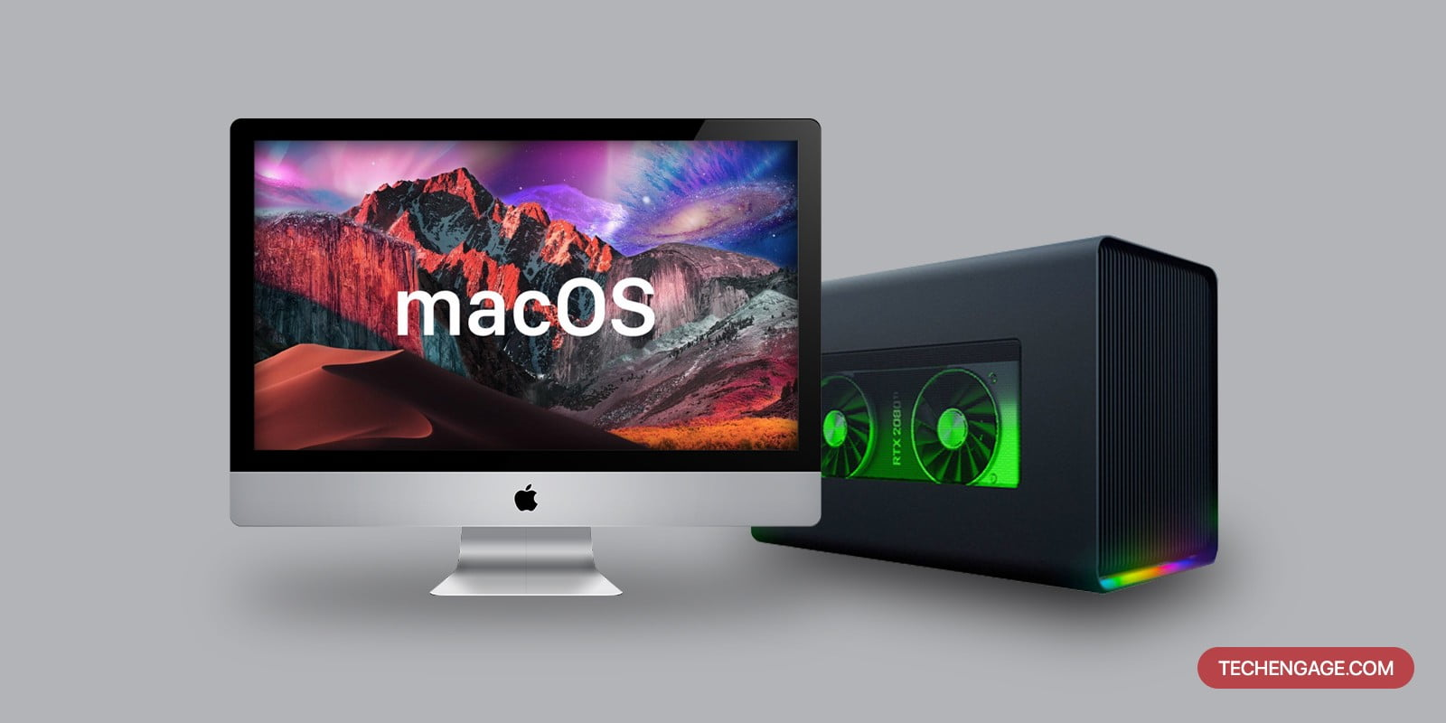How to use an external Graphics Card with a Mac for gaming