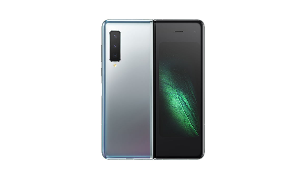 An image of Galaxy Fold by Samsung