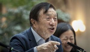 Ren Zhengfei, founder of Huawei