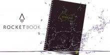 Handwriting goes high-tech with Rocketbook's Everlast reusable notebook