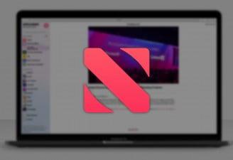 An image of Apple News+ with Apple News logo