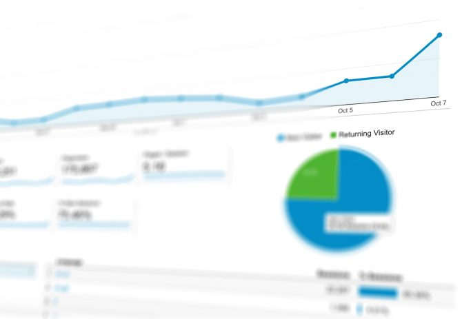 An image of campaign optimization in Google Analytics